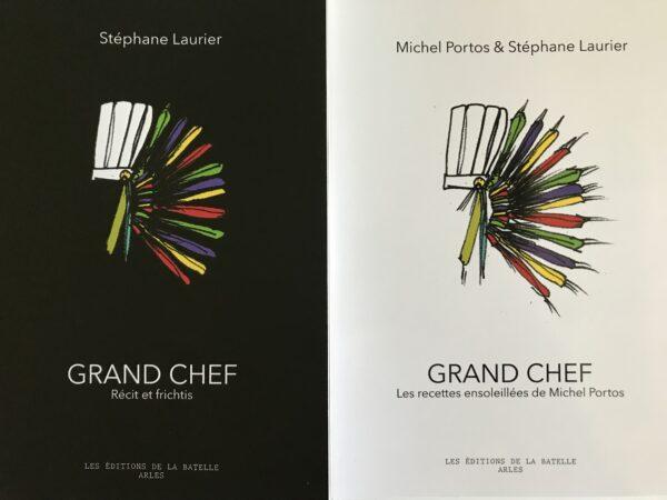 Grand Chef - Stéphane Laurier - Roman
